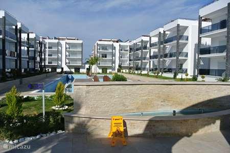 Vakantiehuis Turkije, Turkse Rivièra, Side appartement Felicia