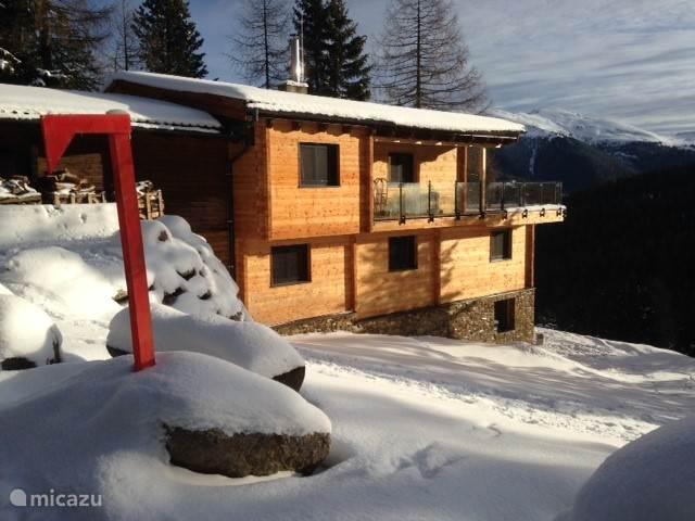 Vacation rental Austria, Carinthia, Turracher Höhe Chalet Abrahamhütte