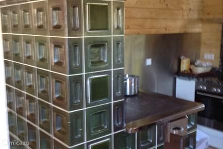 Vakantiehuis in turracher h he karinthi oostenrijk huren - Moderne chalet keuken ...