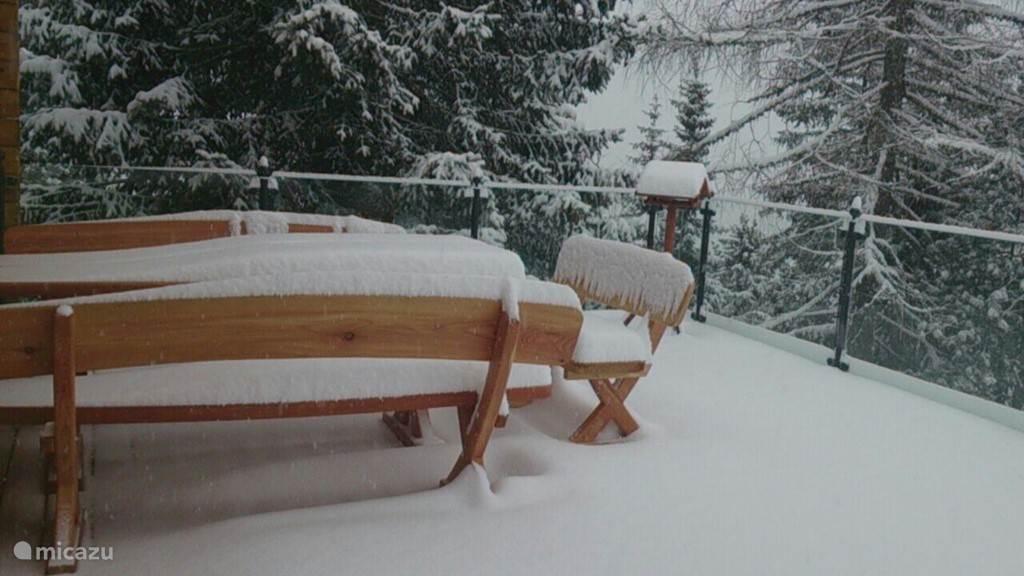 Sneeuw zeker!!!!