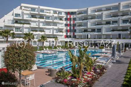 Vacation rental Turkey, Turkish Riviera, Side apartment Q SPA Resort A27 Evrenseki - Side