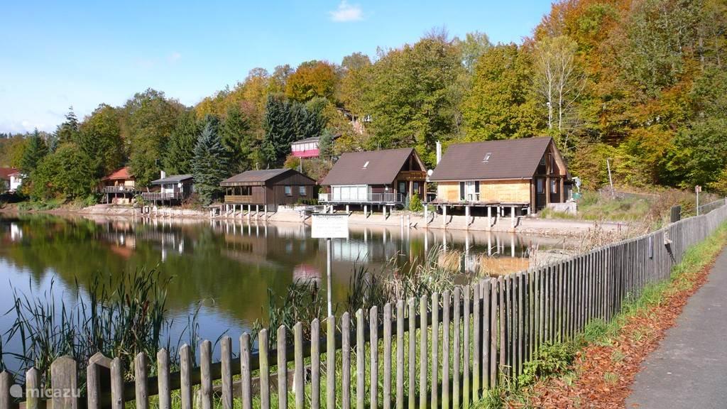 Allendorf vlak bij ons park.