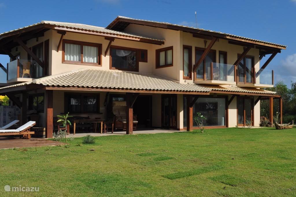 Vakantiehuis Brazilië, Kuststreek, Salvador Villa Villa Praia do Forte aan het strand
