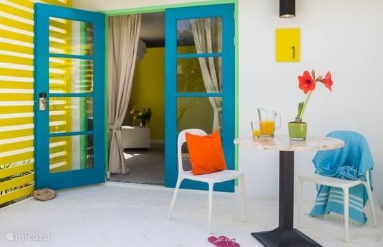 Vacation rental Aruba, North, North Apartment Bubali Bliss