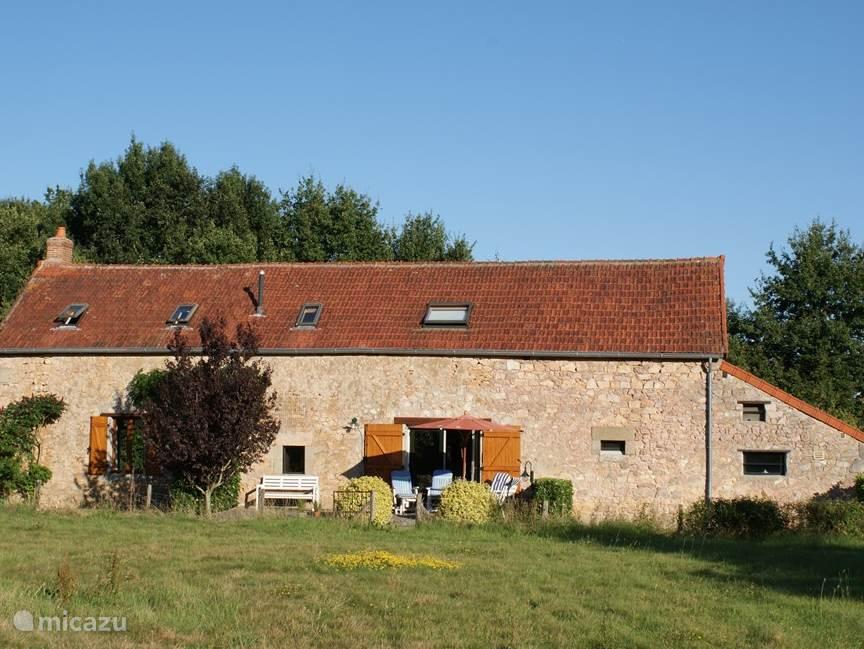Vakantiehuis Frankrijk, Allier, Louroux-Bourbonnais Boerderij Le Champ de L'Etang