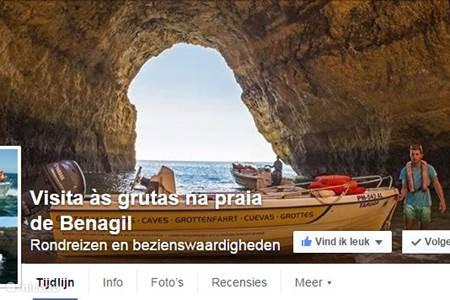 Grottentocht Benagil