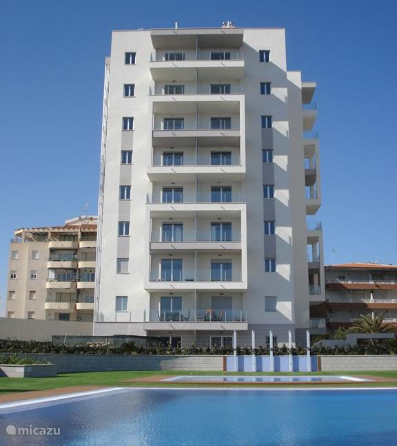 Vakantiehuis Spanje, Costa Blanca, Torrevieja appartement Luxe appartement, 50m van de zee