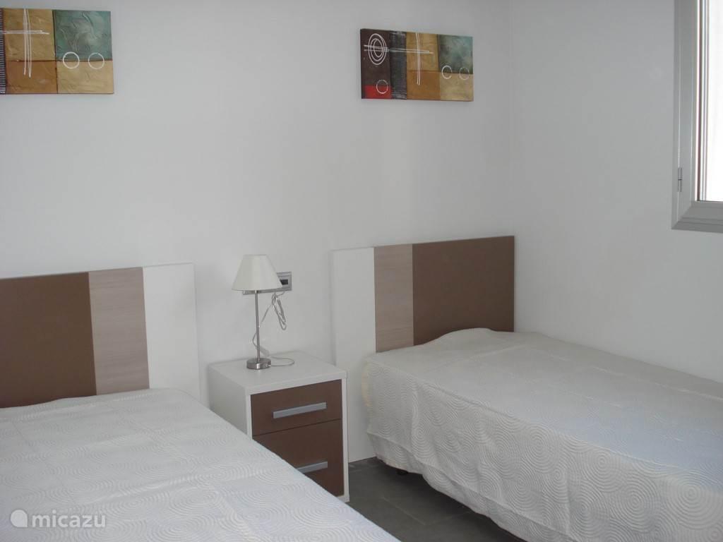 de 2de slaapkamer