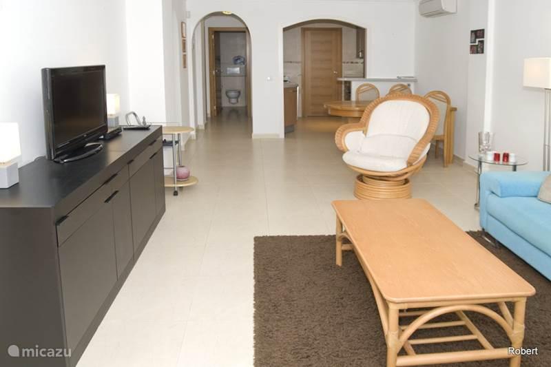 Vakantiehuis Spanje, Costa Blanca, Benitachell Appartement Casa Hofland