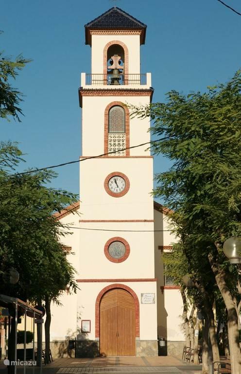 kerkje in Los Alcázares