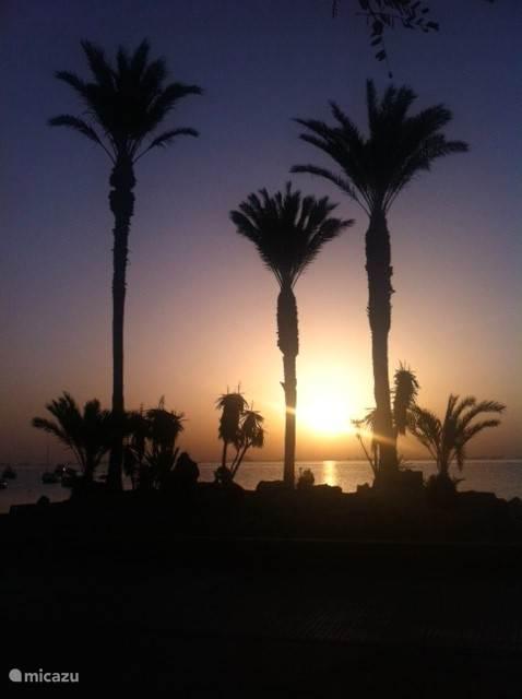 zonsopgang Mar Menor