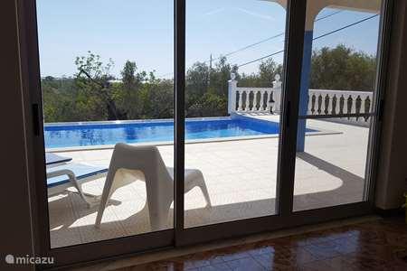 Vakantiehuis Portugal, Algarve, Santo Estevao villa Quinta:Terra dos Calhandros
