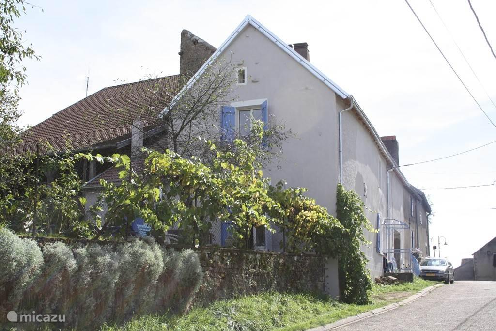 Vakantiehuis Frankrijk, Franche-Comté – vakantiehuis Cendrecourt
