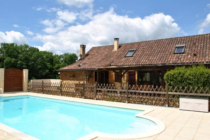 Vacation rental France, Dordogne, Carsac holiday house Darielle