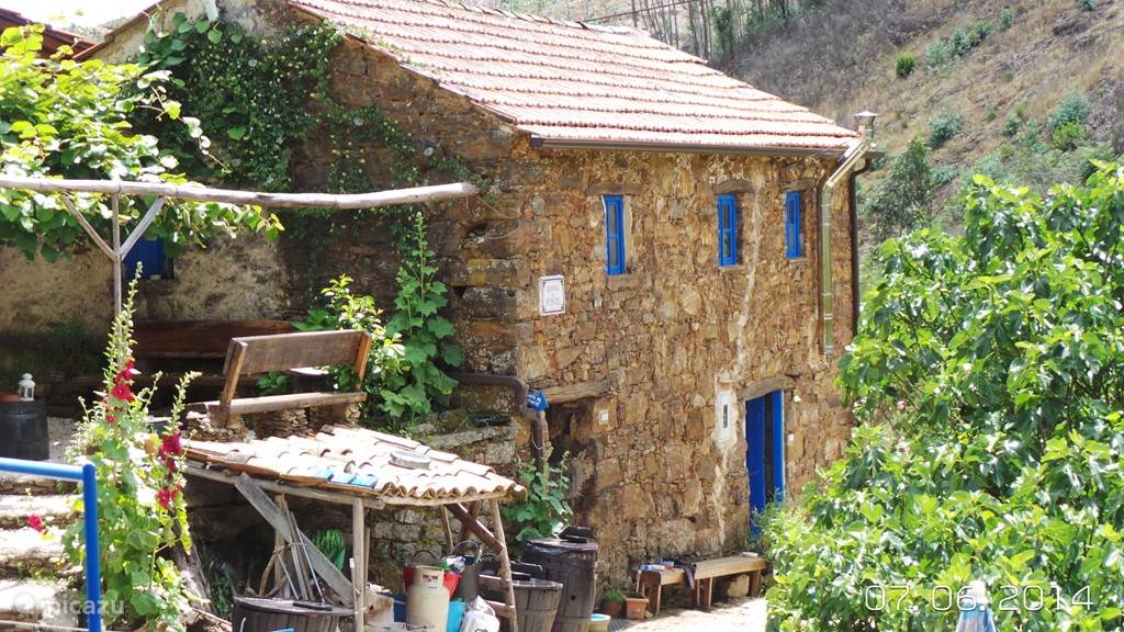 agro-turismo Quinta da Fonte met restaurant, bar en campingwinkel