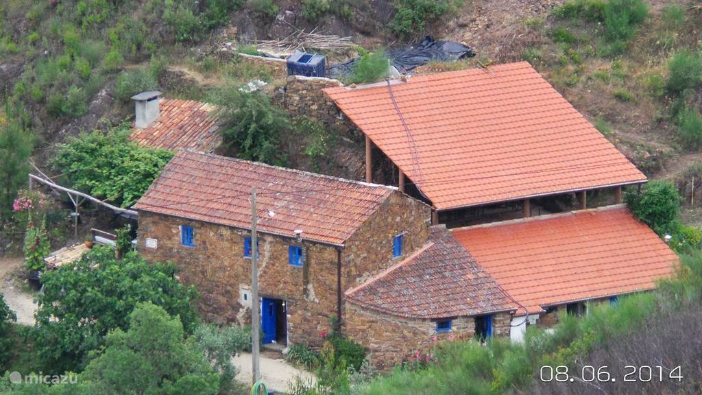 bovenaanzicht Quinta da Fonte