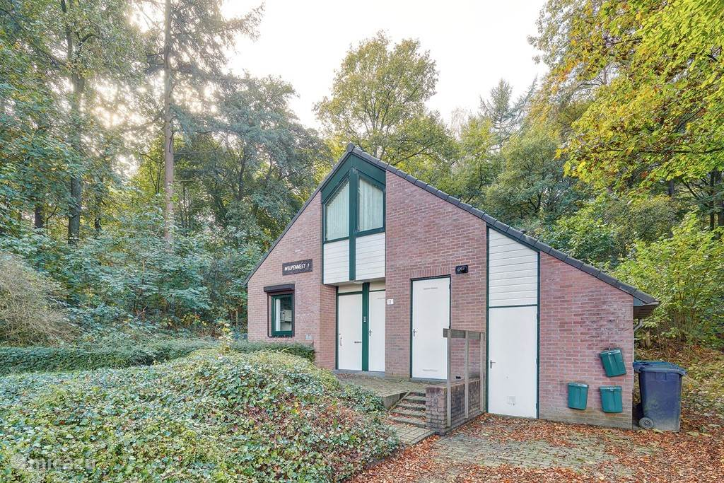 Vakantiehuis Nederland, Utrecht, Rhenen - vakantiehuis  Welpennest 1