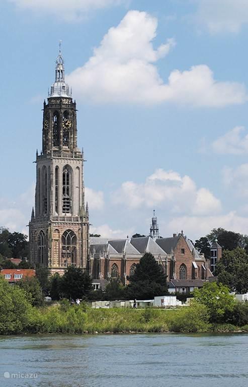 De Cunerakerk  in Rhenen