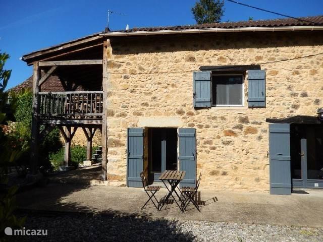 Vakantiehuis Frankrijk, Dordogne, Daglan vakantiehuis Au Pompon