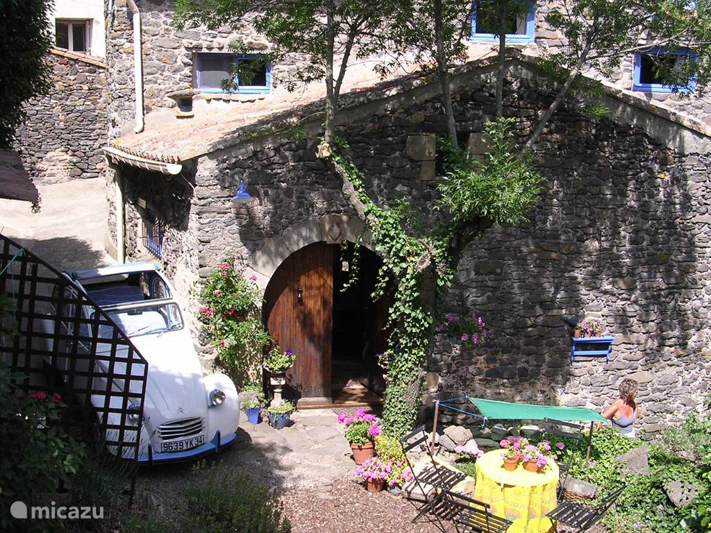 Vakantiehuis Frankrijk, Languedoc-Roussillon, Bédarieux Boerderij l' Autre Paradis