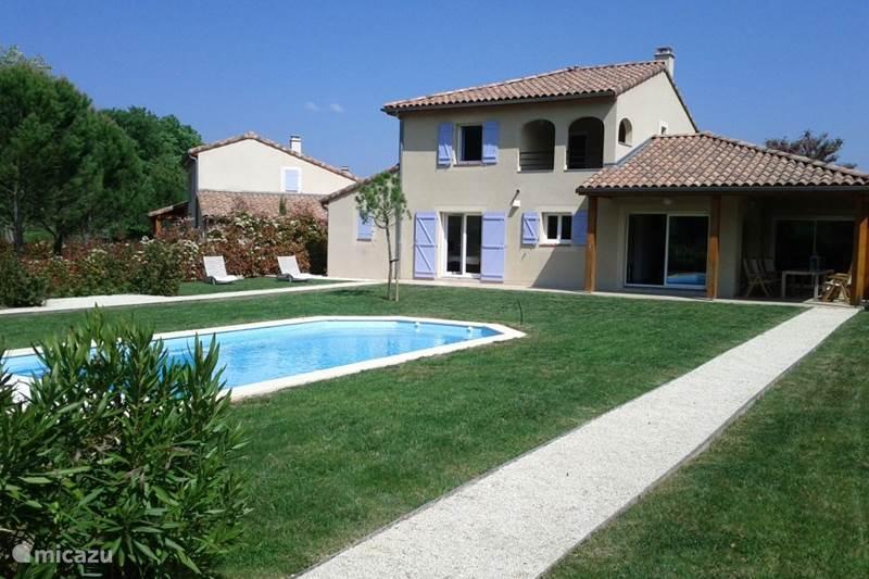 Vakantiehuis Frankrijk, Ardèche, Vallon-Pont-d'Arc Villa Villa Papillon