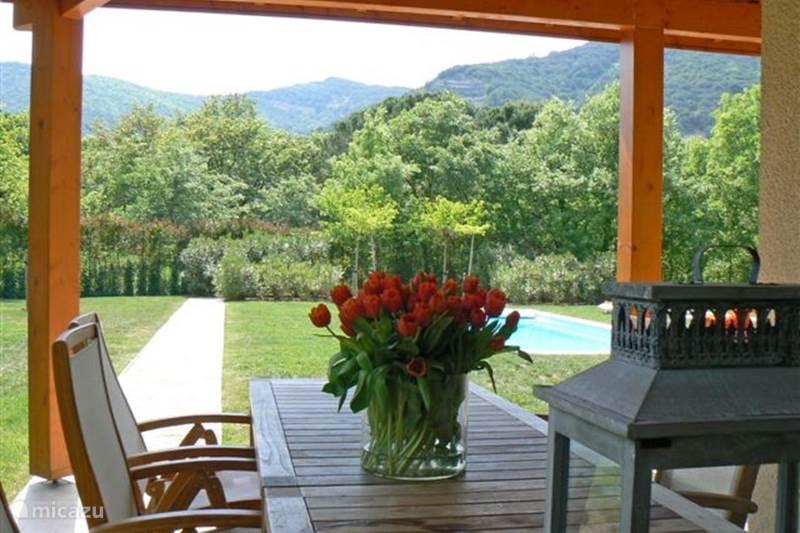 Vacation rental France, Ardèche, Vallon-Pont-d'Arc Villa Villa Papillon (41)