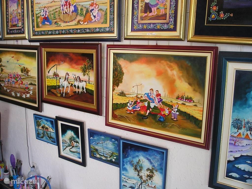 Naive Art - Jagodina museum (85 Km)