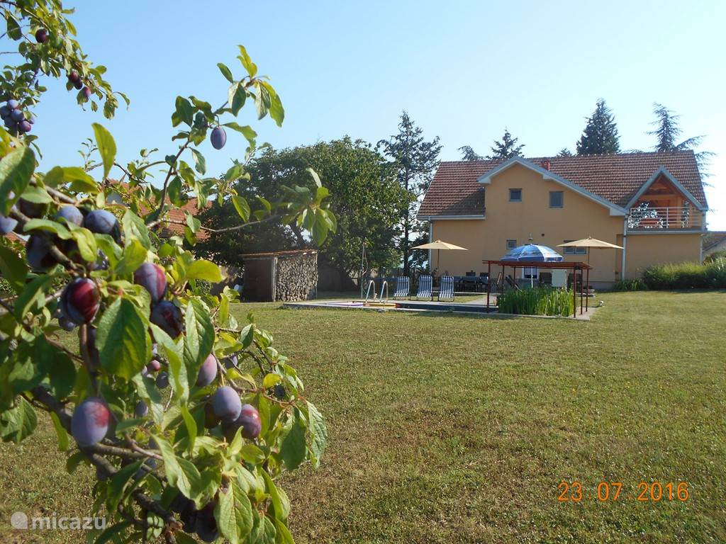 Vakantiehuis Servië, Centraal Servië – vakantiehuis Villa Vinca