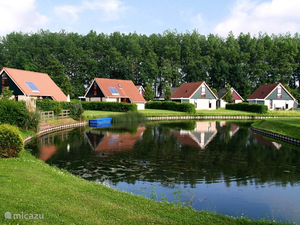 Vacation rental Netherlands, Zeeland, Heinkenszand bungalow Homes in Zeeland