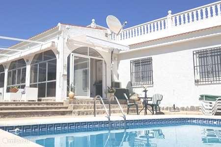 Vakantiehuis Spanje, Costa Blanca, San Fulgencio La Marina villa Villa Kuramo