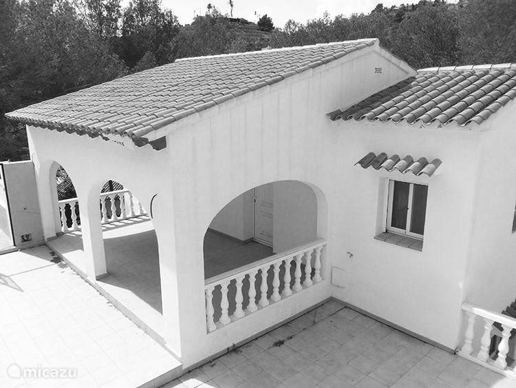 Vakantiehuis Spanje, Costa Blanca, Moraira villa Casa Tortora
