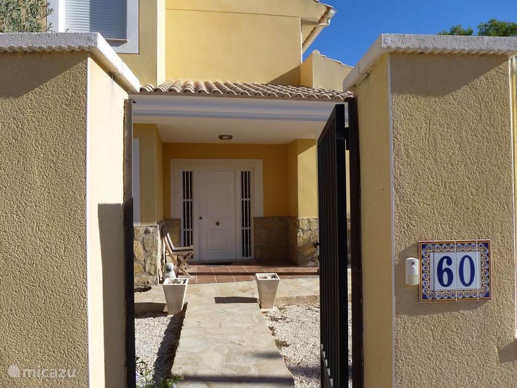Vakantiehuis Spanje, Costa Blanca, Tibi Villa CasaTibi