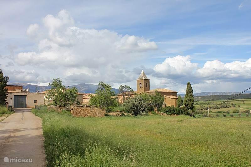 Vakantiehuis Spanje, Aragón – geschakelde woning Casa Correo