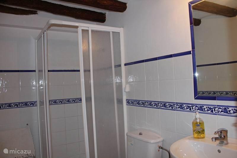 Bathroom Casa Correo.