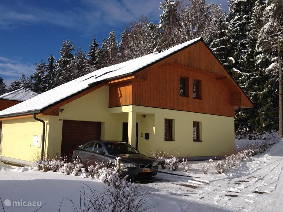 Vakantiehuis Tsjechië, Lipnomeer, Lipno nad Vltavou villa Villapark Lipno 208