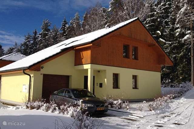 Vakantiehuis Tsjechië – villa Villapark Lipno 208
