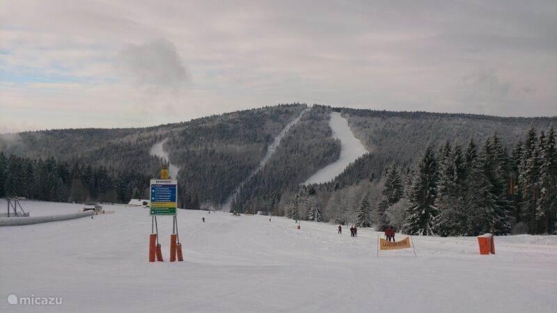 Hochficht ski