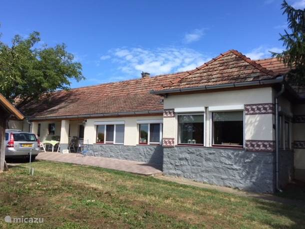 Vacation rental Hungary, Baranya, Somogyviszlo holiday house Holiday Rentals Hungary