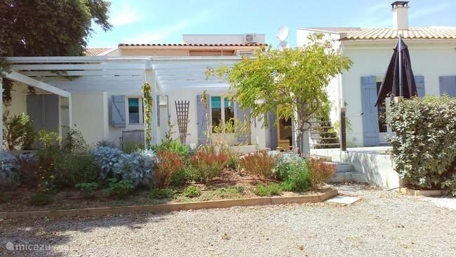 Vakantiehuis Frankrijk, Languedoc-Roussillon, Bize-Minervois villa Villa Le Pavillon