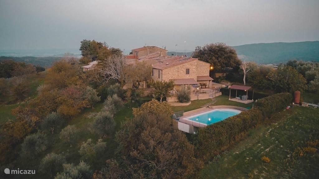Vakantiehuis Italië, Toscane, Garetto Vakantiehuis Casa Sogno Italiano