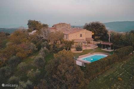 Vacation rental Italy, Tuscany, Garetto holiday house Casa Sogno Italiano