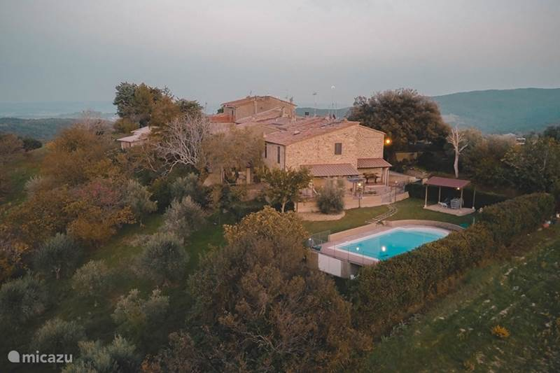 Vacation rental Italy, Tuscany, Garetto Holiday house Casa Sogno Italiano