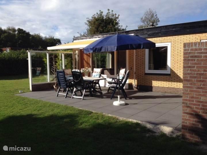 Vakantiehuis Nederland, Texel, Den Burg bungalow Hesselte