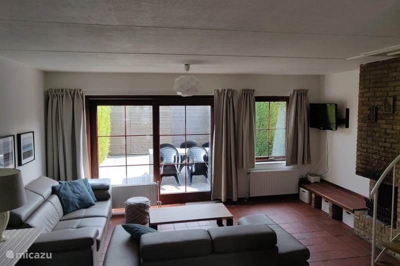 Vakantiehuis Nederland, Zeeland, Cadzand-Bad Geschakelde woning Vakantiewoning Zomerdorp het Zwin