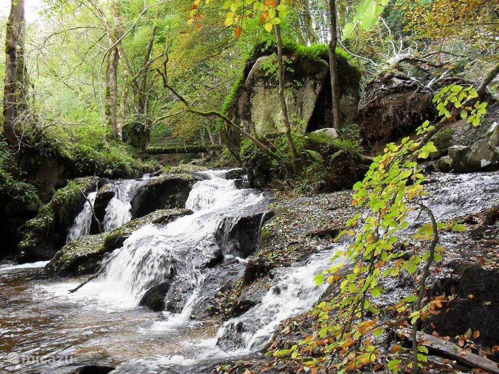 Waterfall (Cascade de la Pisserote)