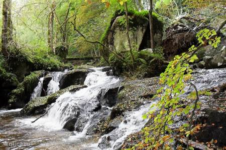 Waterval (Cascade de la Pisserote)