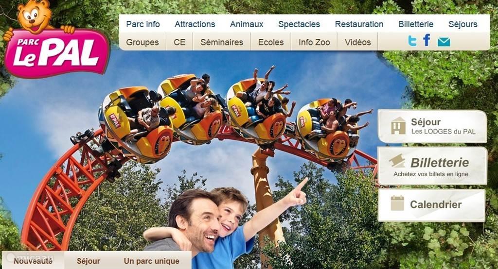Theme park Le Pal