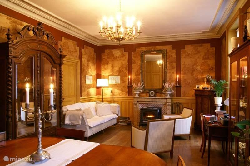 Ferienwohnung Frankreich, Allier, Arfeuilles Landhaus / Schloss Chateau Arfeuilles