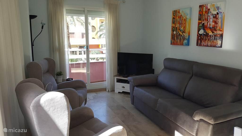 Vakantiehuis Spanje, Costa Blanca, Moraira Appartement Appartement Moraira centrum