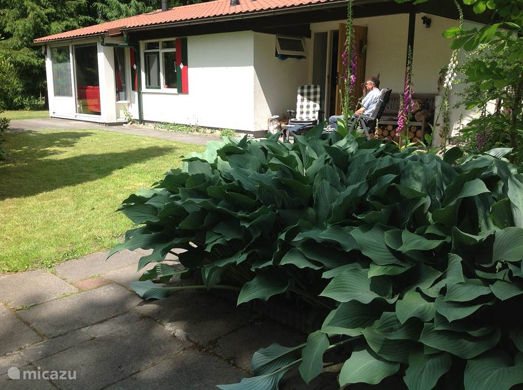 Vacation rental Netherlands, Drenthe, Exloo bungalow Rabbithill